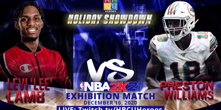 HBCU eSports Holiday Showdown