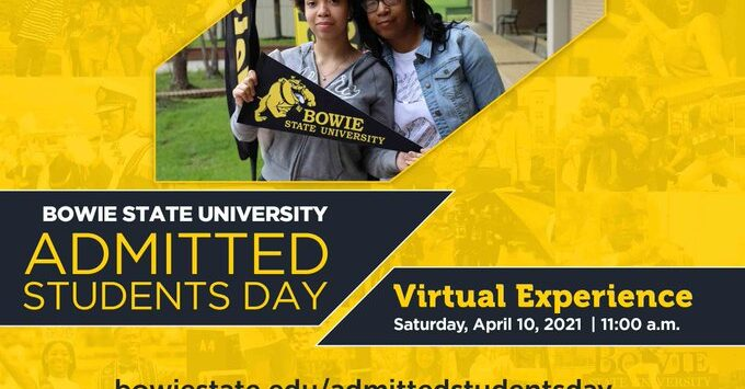 Bowie State University's Admitted Students Day