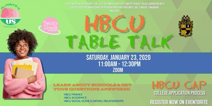 HBCU Table Talk