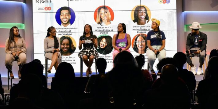 HBCU Night Presents: A DiGiTAL WORLD